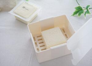 マーナの豆腐の水切り